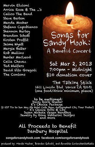 Songs For Sandy Hook