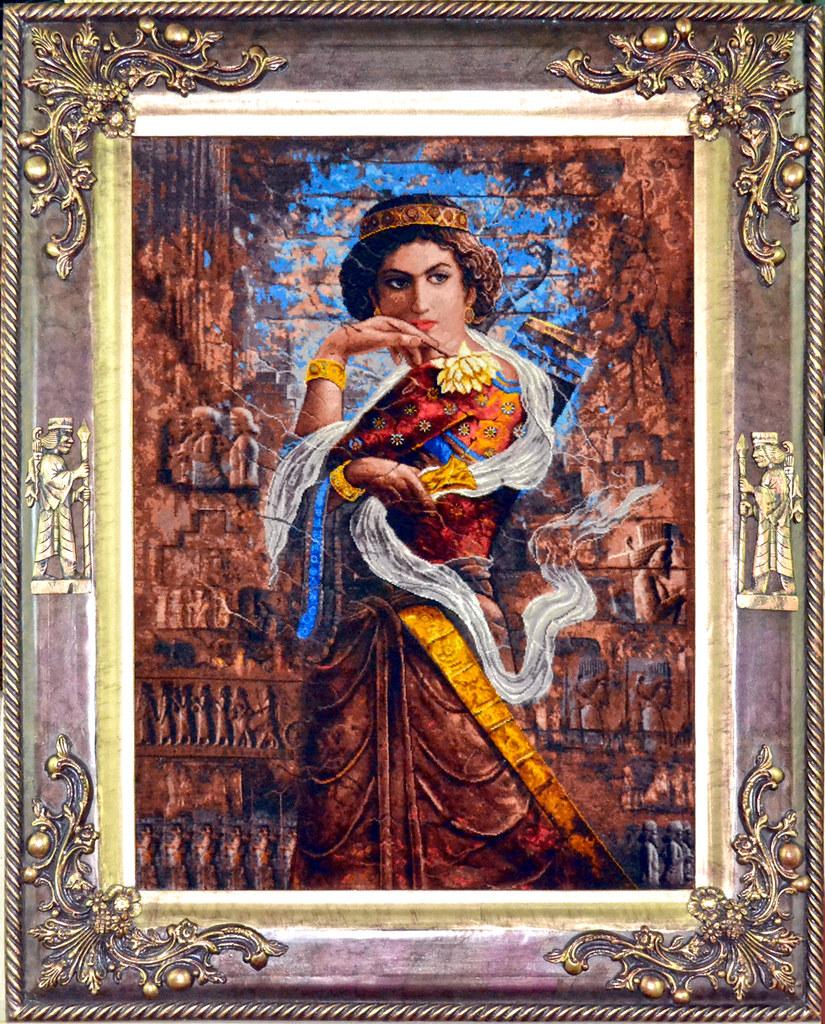Artemis-Persian-Tableau-Rug-Hand-WOven-Ruig-1297-112x90 wool