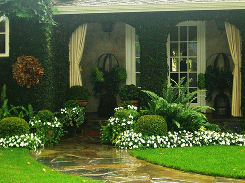 Ideas de jardines para casas peque as blogicasa blogicasa for Jardines exteriores para casas