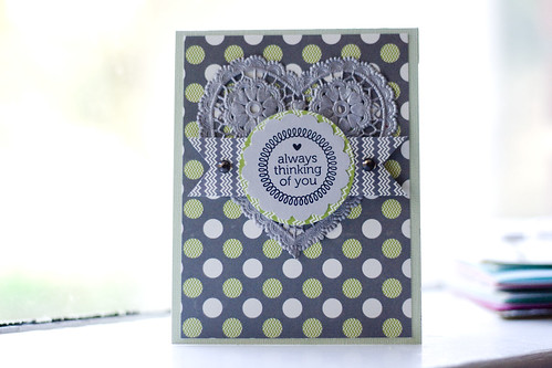 Simon Says Stamp January 2013 Card Kit