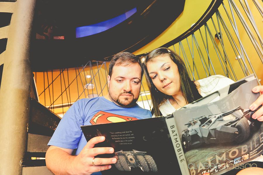 Ana e Fabio E-session na Loja Geek Alameda Santos (23 de 38)