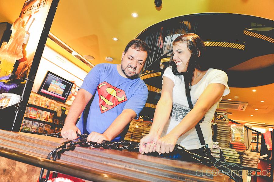 Ana e Fabio E-session na Loja Geek Alameda Santos (24 de 38)