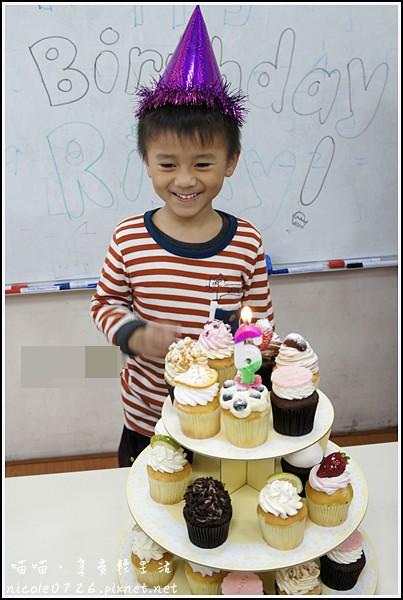 克勞蒂杯子蛋糕