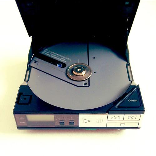 Sony Discman D-5