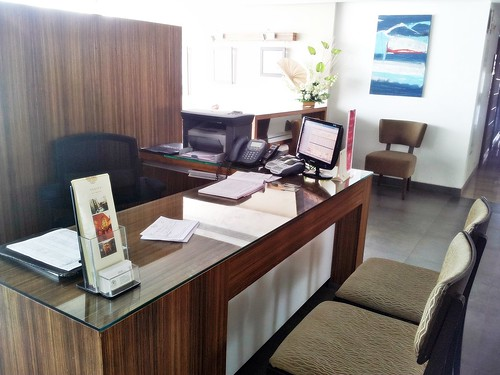 Sayaji Hotel Pune 03 - Concierge Service Desk On Level 5