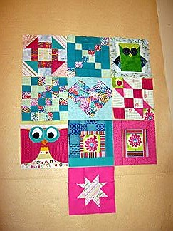 baby block progress March 2