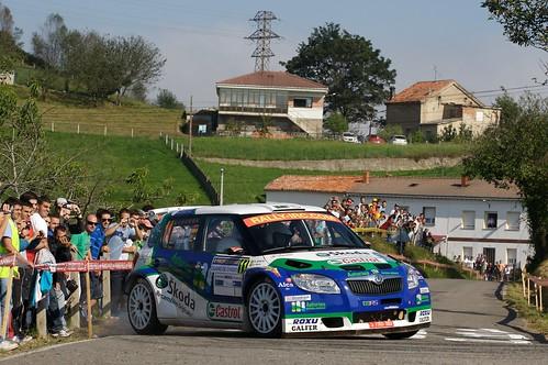 Hevia - Rallye Principe de Asturias 2009