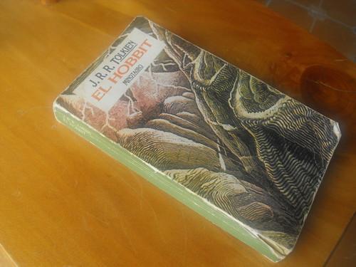 El Hobbit, 3era edición Minutauro, 1989