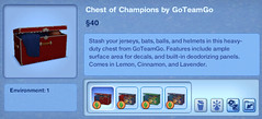 Chest of Champions by GoTeamGo