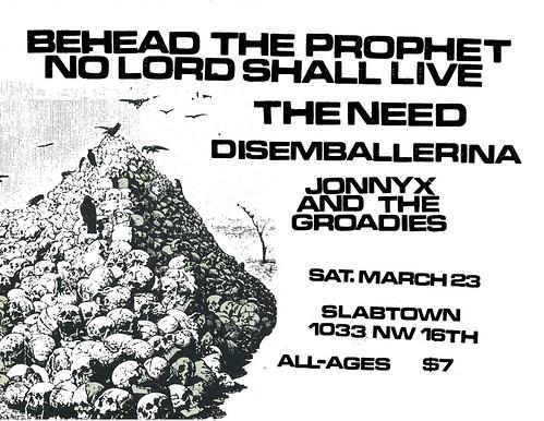 March 23rd, 2013 @ Slabtown