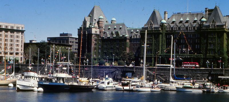 1971 Victoria Inner Harbour