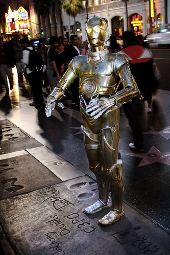 PS-C3PO in his footsteps
