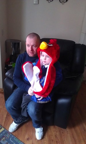 Arrans new hat for school by xxx zos xxx