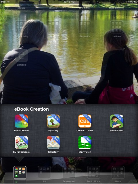 eBook Creation Apps (March 2013)