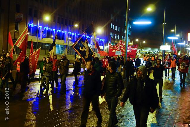 Antibetoging Links tegen Rechts NSV