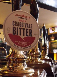 Little Valley, Cragg Vale Bitter, England