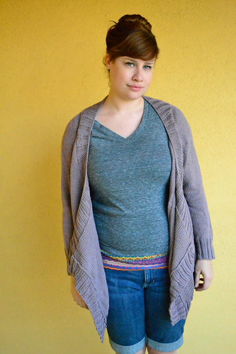 Annie's Effortless Cardigan