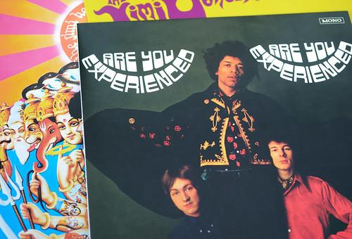 Jimi Hendirx - Mono LPs