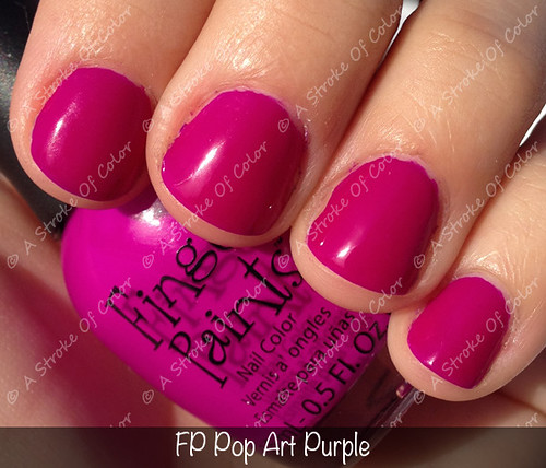 FP Pop Art Purple