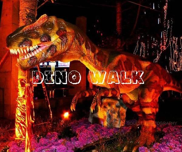 Mini Animatronic Dinosaur Project in Seoul