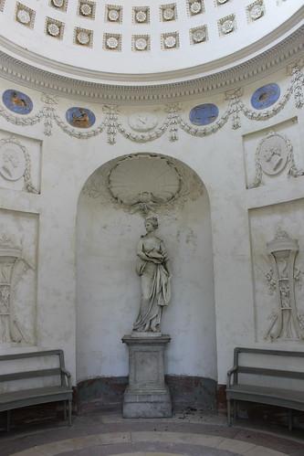 2013.03.09.272 - SCHWETZINGEN - Schwetzinger Schlossgarten - Tempel der Waldbotanik