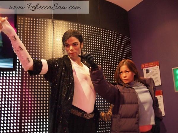 Rebecca saw 1Madame Tussauds in Shanghai - rebecca saw-001