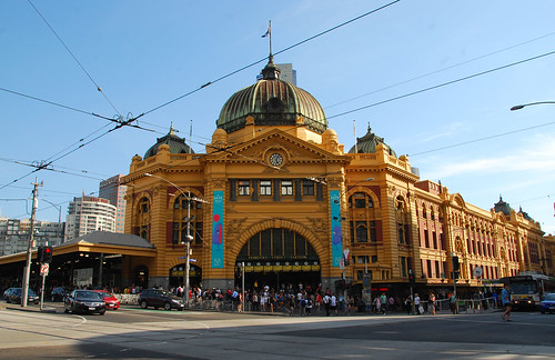 Flinders Street Station | by bobarcpics
