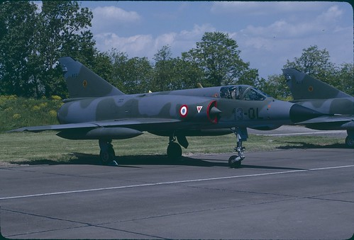 Meyenheim, 25 years Mirage3 13-QL France AF