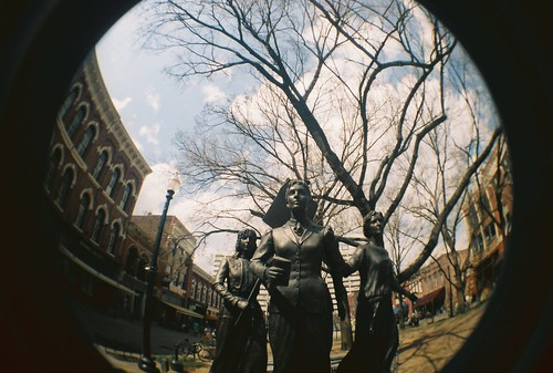 fisheye suffragettes