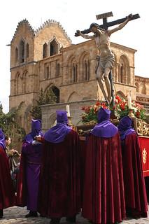 Cristo de los Ajusticiados (Emilio Iglesias Velasco)