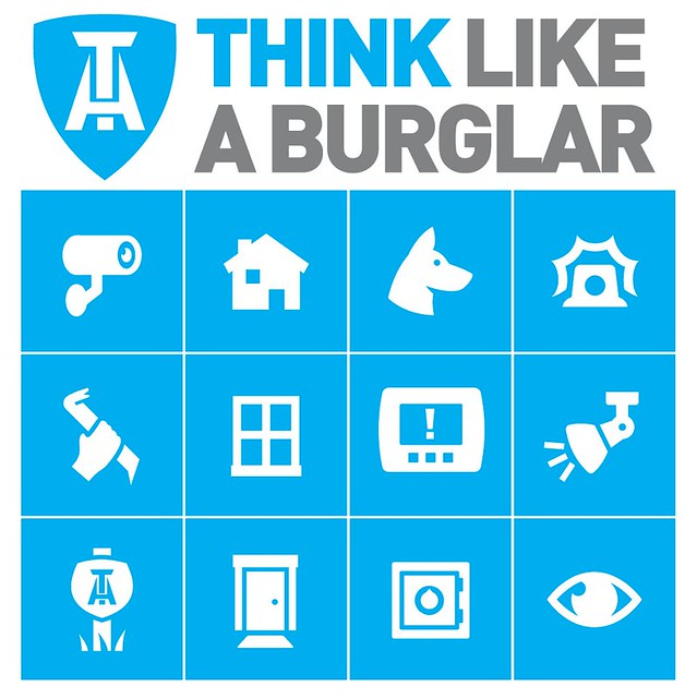 ways to prevent robbery Having a neighbor grab the mail and installing an alarm isn't nearly enough to keep burglars at bay.