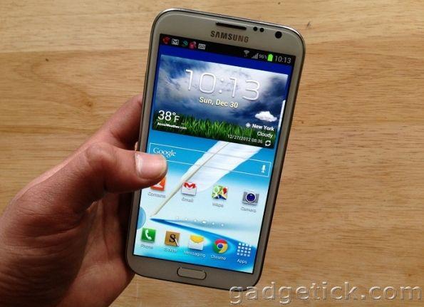 Обновление Samsung Galaxy S3