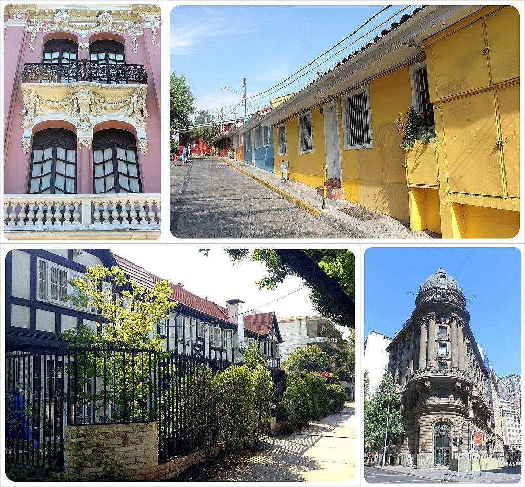 Santiago de Chile architecture
