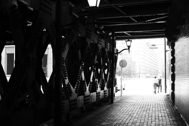 ガード下. Kanda Tokyo, Mar 2013. 074