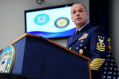 MCPOCG speaks at the 2013 State of the Coast Guard address