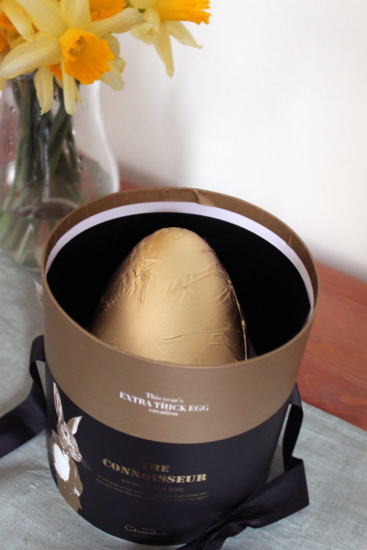 Unboxing of the Extra Thick Connoisseurs Easter Egg