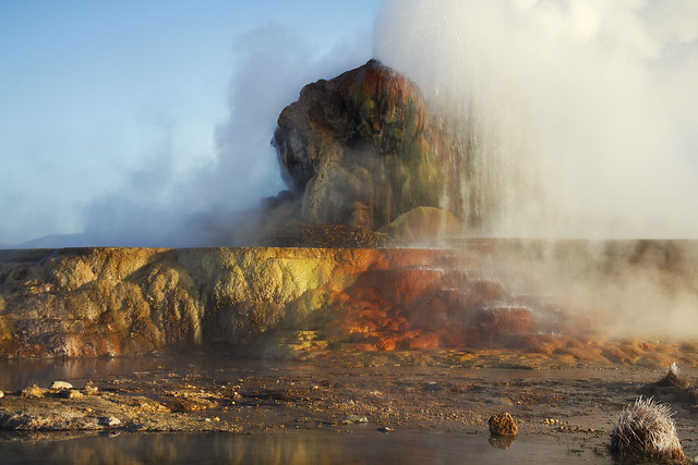 Fly Geyser  Flickr  Photo Sharing