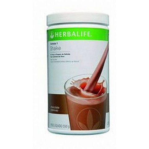 Shake Herbalife Chocolate Cremoso