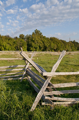Antietam battlefield, Maryland by Alida's Photos