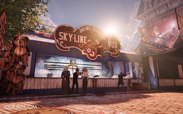 BioShock Infinite - Skyline Shotgun