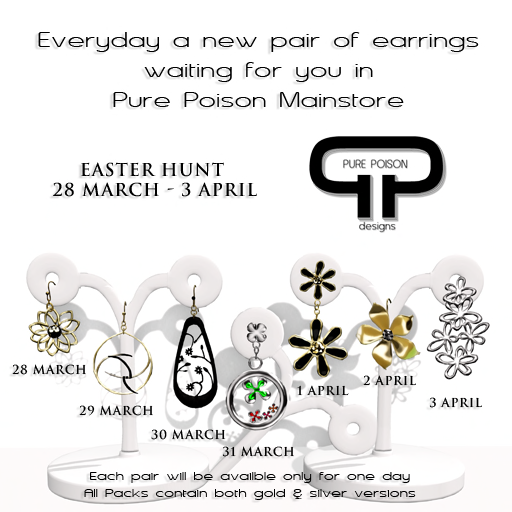 Pure Poison Easter Hunt