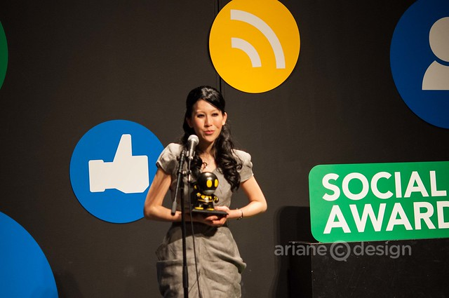 Must Follow 2013 Award winner Follow Me Foodie aka Mijune Pak