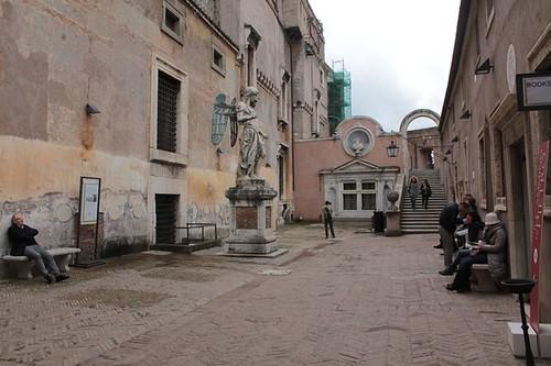 "Castel Sant'Angelo: ""piazza"""