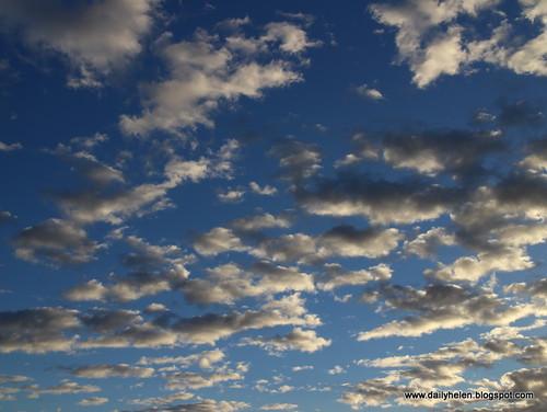 dailyhelen_clouds by dailyhelen