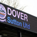 Dover Athletic v Sutton - 30/03/13