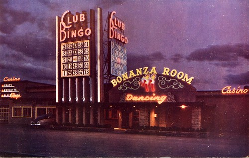 Club Bingo, Las Vegas, Nevada