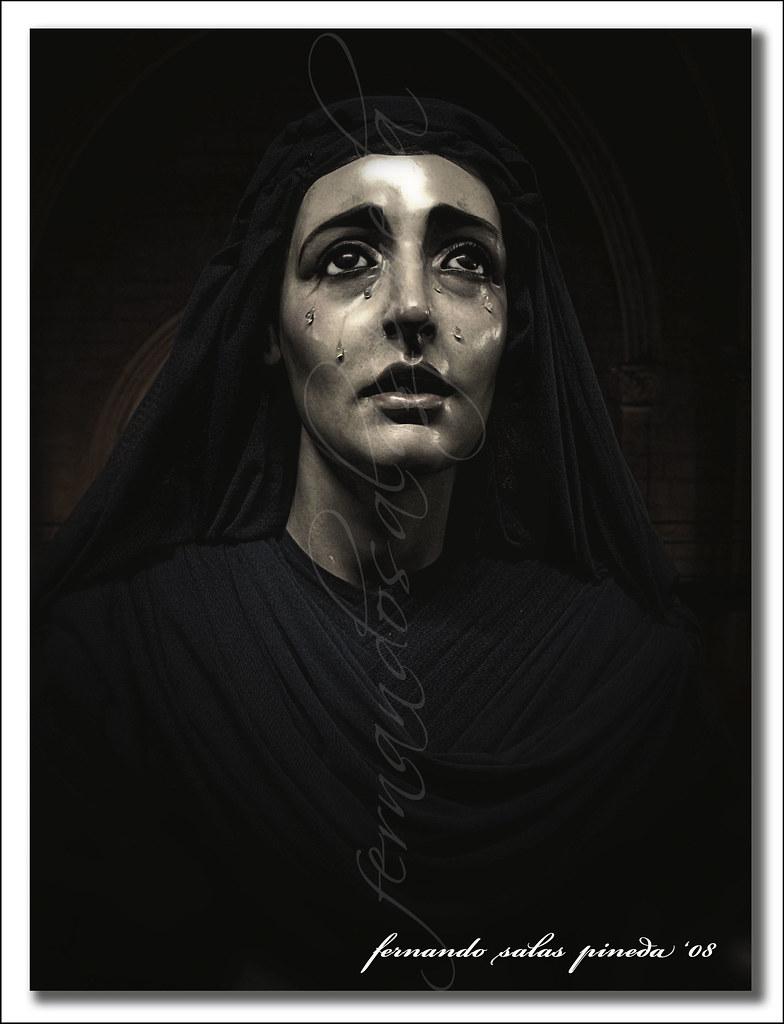 María de Cleofás, la del Duelo