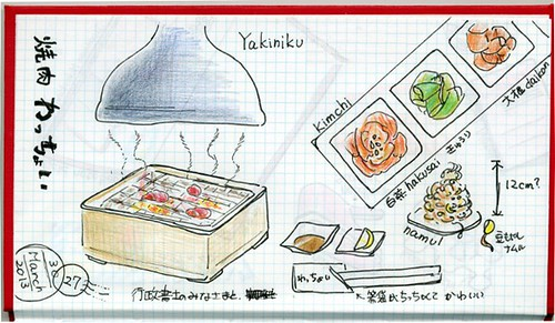 2013_04_01_yakiniku_01 by blue_belta