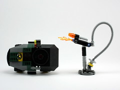 15. Mandarin Mobile Top & Flame Thrower