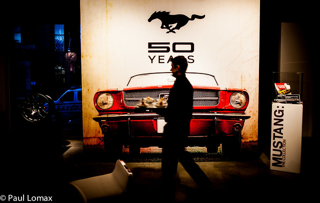 Ford Mustang - 50 Years Bash
